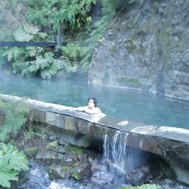 aguas termales pucon chile