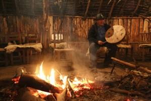 cultura ancestral mapuche ruka ceremonia