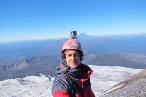 glaciar chile volcan mocho quetrupillan