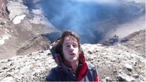 pucon cima volcan villarica