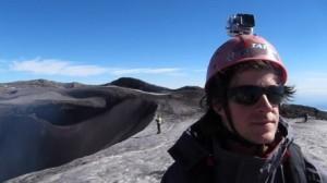 pucon hoguera lava volcan villarica