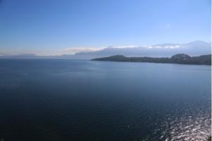 pucon lago villarica