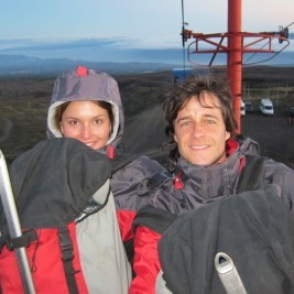 teleferico trecking volcan villarica