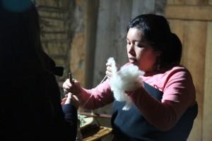 textileria mapuche chile