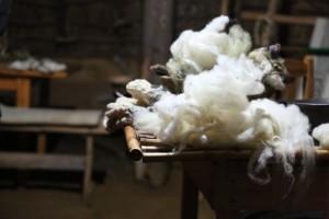 textileria mapuche lana obeja