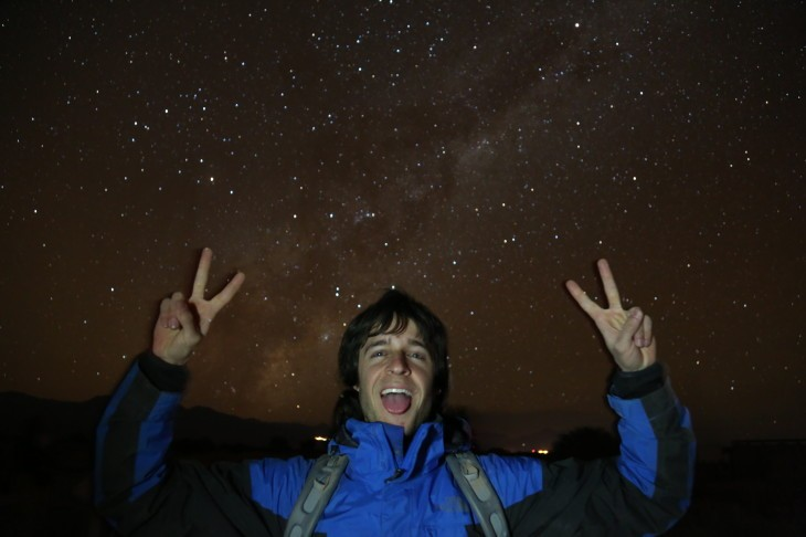tour astronomico atacama space