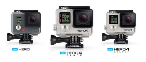 Camara GoPro Hero 4