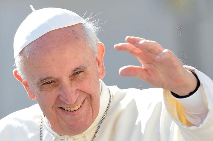 Consejos papa francisco para ser feliz