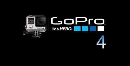 Lanzamiento GoPro 4