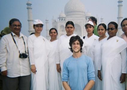 Taj Mahal Historia
