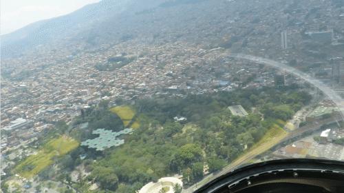 Vuelo en Helicoptero en mEDELLIN Viaje