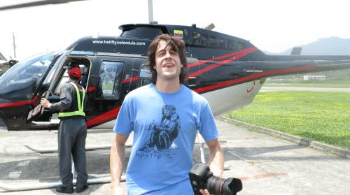 Vuelos en Helicoptero en Medellin
