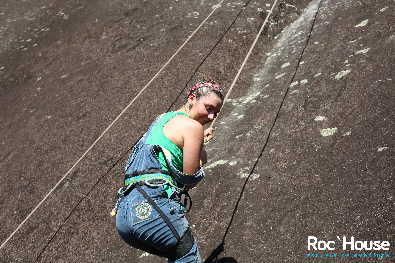 escalada de roca piedra del peñol