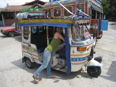 guatape transporte motos