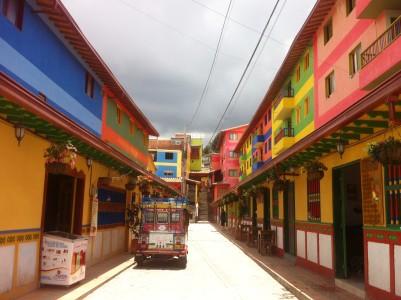 pueblo de guatape