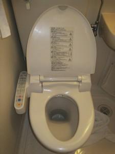 relatos de viaje japon baños electricos