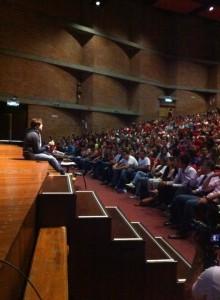 romper miedo a hablar en publico