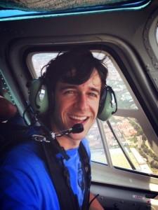 vuelo helicoptero en medellin