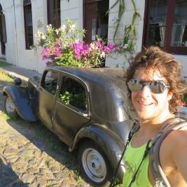 colonia uruguay viajar