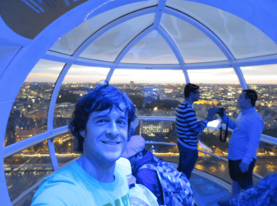 que hacer londres london eye